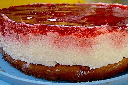 Himbeer - Schmand - Torte (Rezept mit Bild) von FlowerBomb | Chefkoch.de  Zubereitung  Arbeitszeit: ca. 30 Min. Ruhezeit: ca. 1 Std. / Schwierigkeitsgrad: normal / Kalorien p. P.: keine Angabe