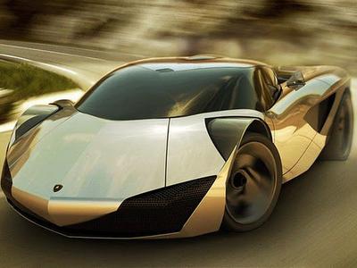 Minotauro Lamborghini Sports Car Concept Sport Cars And The