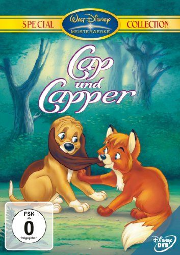 Cap Und Capper Special Collection Amazon De Buddy Baker Art Stevens Ted Berman Richard Rich Filme Tv Cap Und Capper Disney Filme Filme