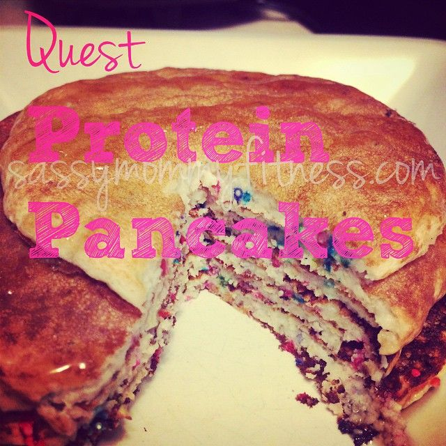 Quest protein pancakes quest protein pinterest protein quest protein pancakes ccuart Images