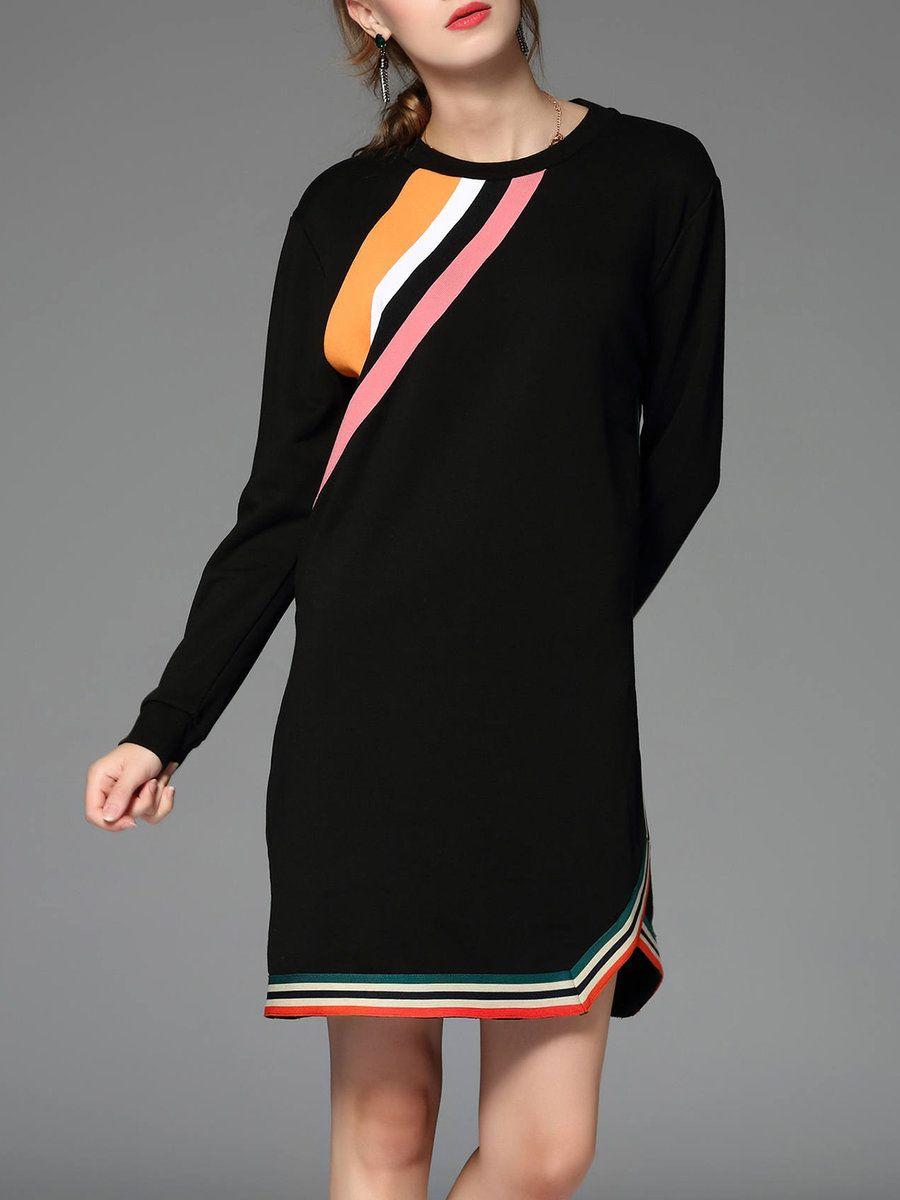 Adorewe stylewe mini dresses designer celineia black simple
