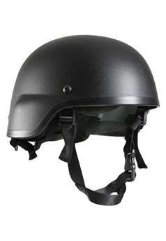 Ultra Force Gi Type Black Abs Plastic Mich-2000 Tactical Helmet | Buy Now at camouflage.ca