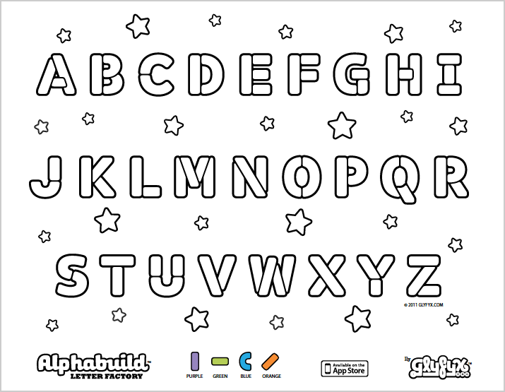make letter building kit | Ella-learning | Pinterest | Teacher and ...