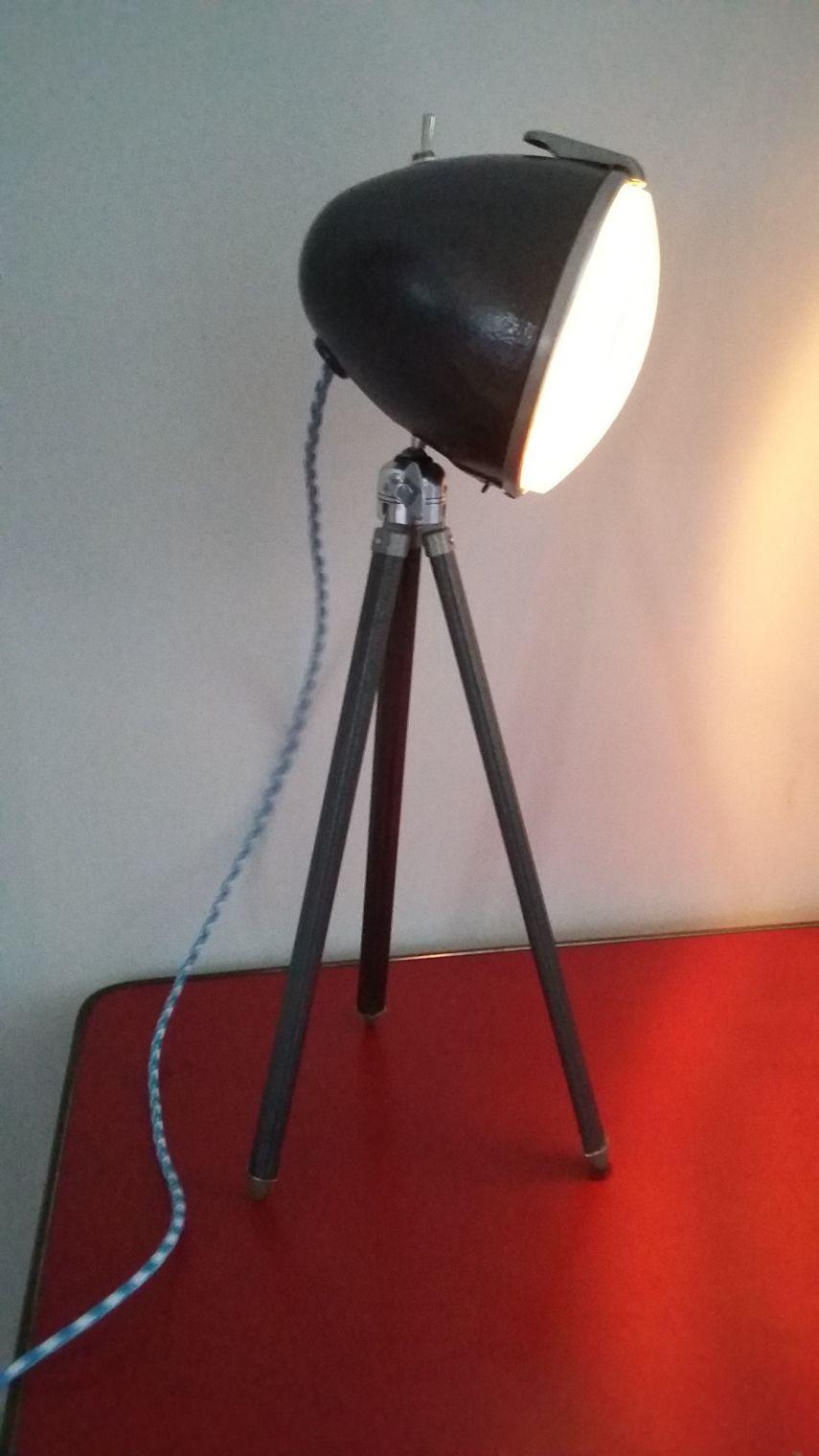Lampe 2cv Vintage Les Vieilles Choses Lamp Vintage Lampe