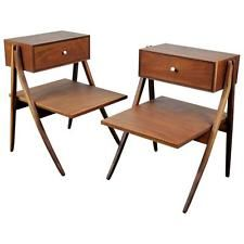 Mid-Century Modernism in Type:Bedroom Set|Coffee Table|Desk|Accent ...