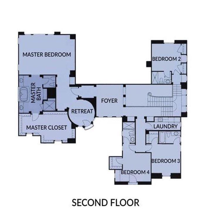 Kylies house floor plan via online kyliejennerhouse – Jenner House Floor Plan