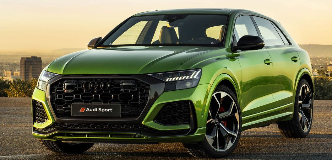 New Audi Rs Q8 Revealed In European Markets In 2020 Audi Sporty Suv