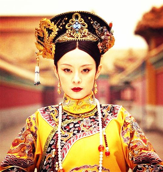 Legend of Zhen Huan (Empresses In The Palace,甄嬛传).