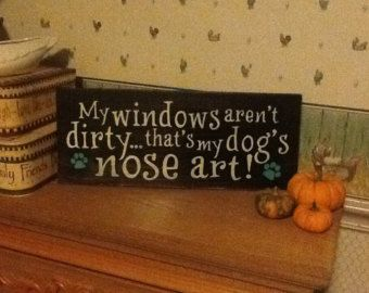 Hand painted distressed wooden sign I love by CherisCraftyCreation