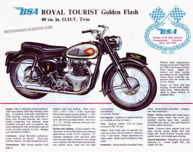 MotorParade: • bsa | British Bikes | Motorcycle, Bsa