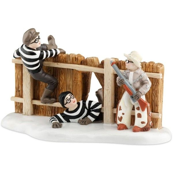 Department 56 A Christmas Story Village Ralphie and Ol\u0027 Blue Save