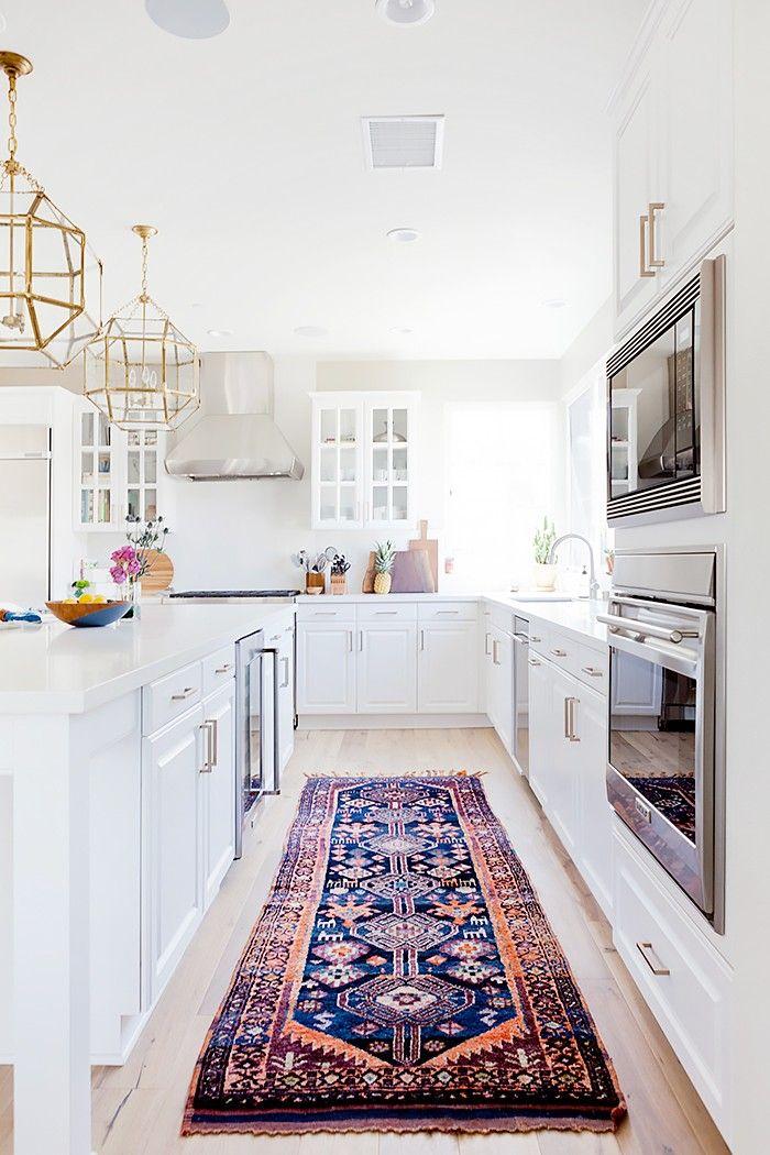 12 Kitchen Design Rules To Break In 2016. Funky RugsKitchen ...