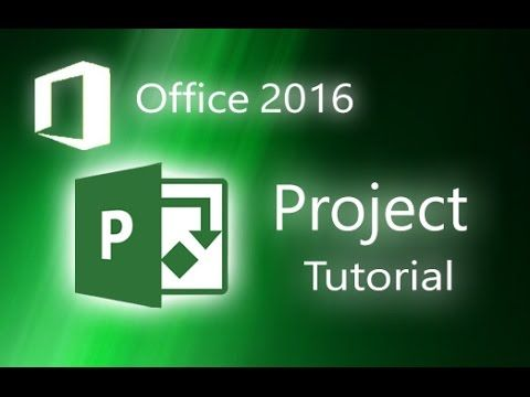 1) Project 2016 for Beginners Part 1: The Project 2016