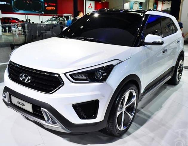 Meet Hyundai S Compact Suv Ix25 Hyundai Cars Suv Cars Hybrid Car
