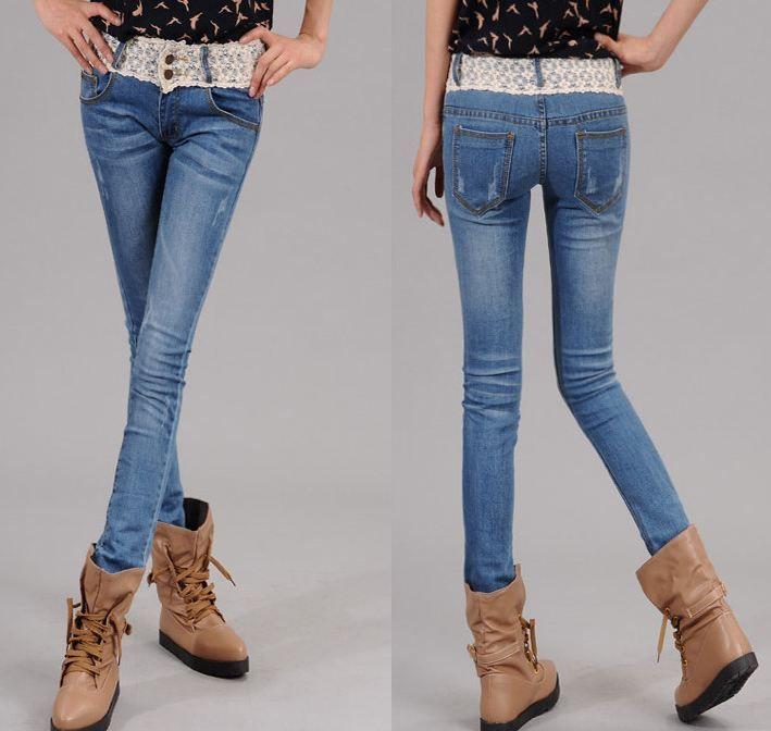 Dzinsy Skinny Jeans Fashion Skinny
