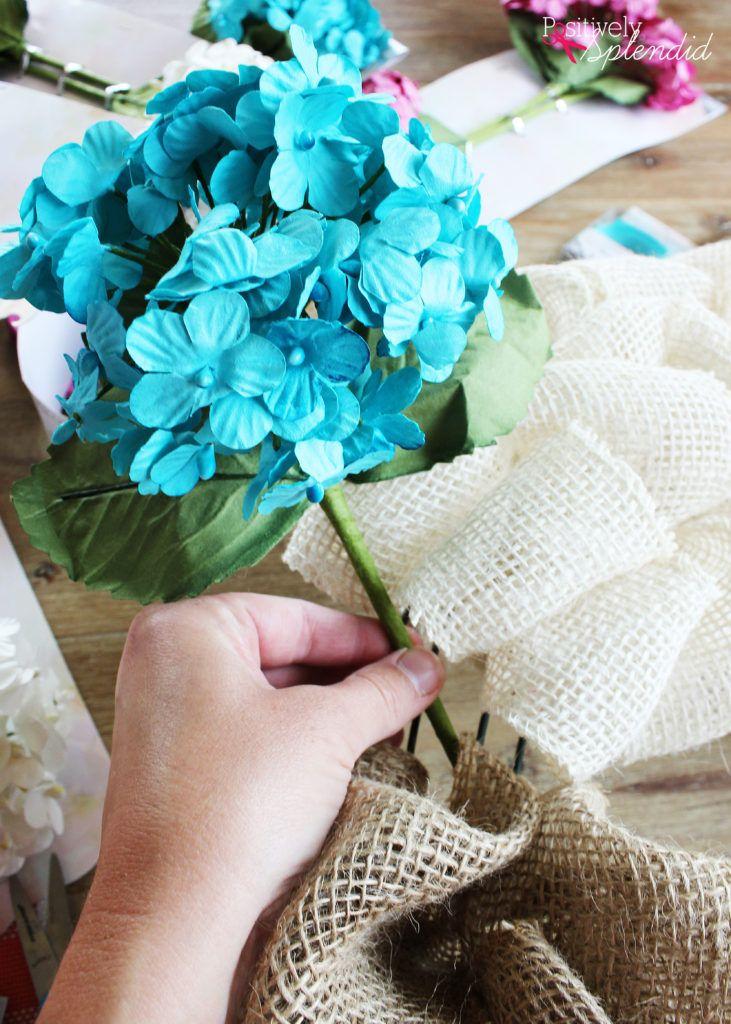Photo of DIY Burlap Wreath Tutorial – So easy and fun to make!