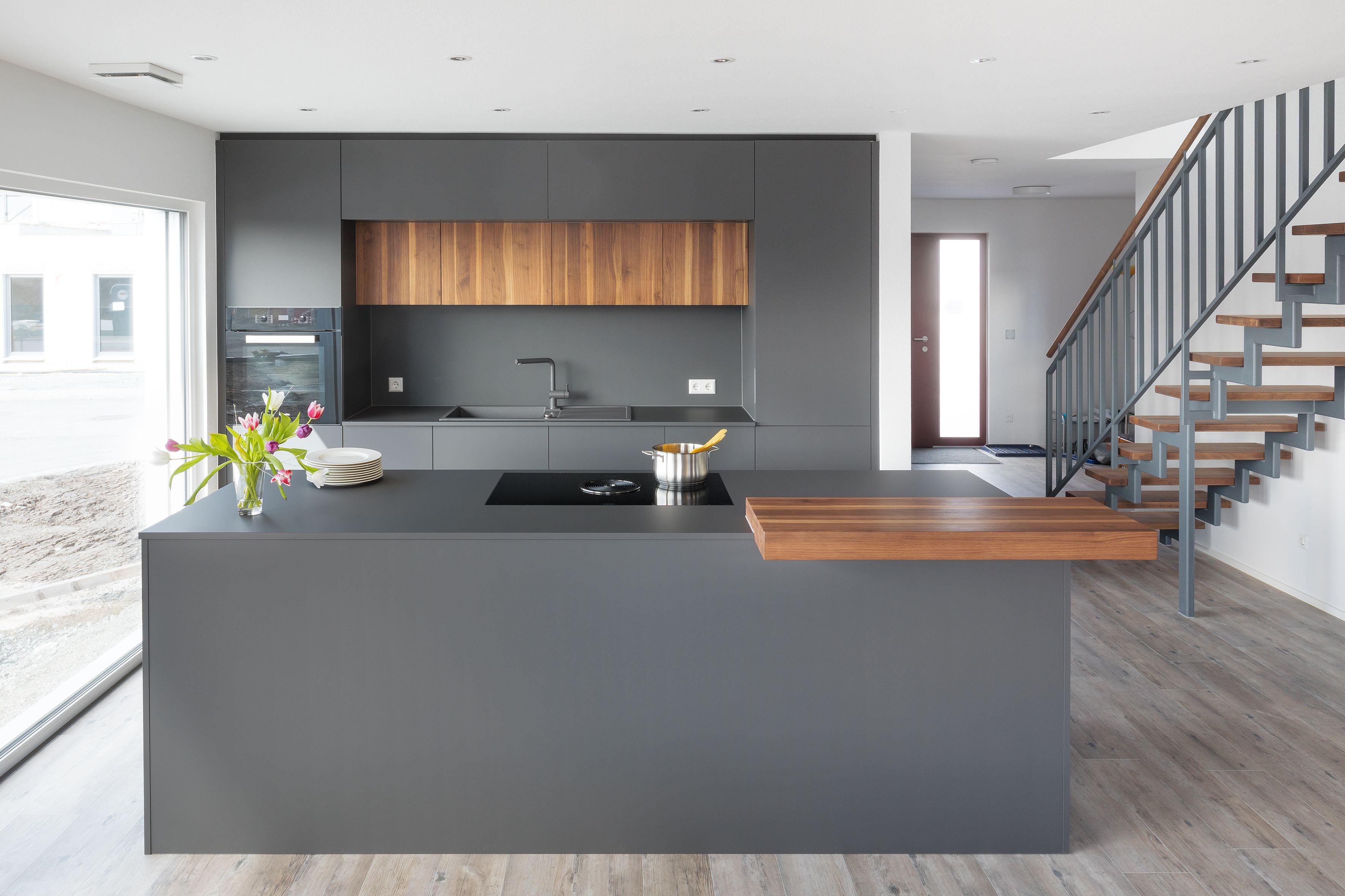 kücheninsel | kochinsel | grau | designerküche | design