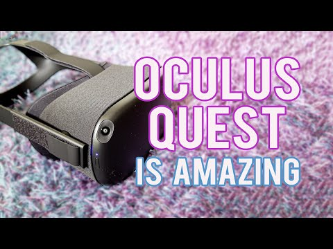 The Oculus Quest is a groundbreaking achievement it's an