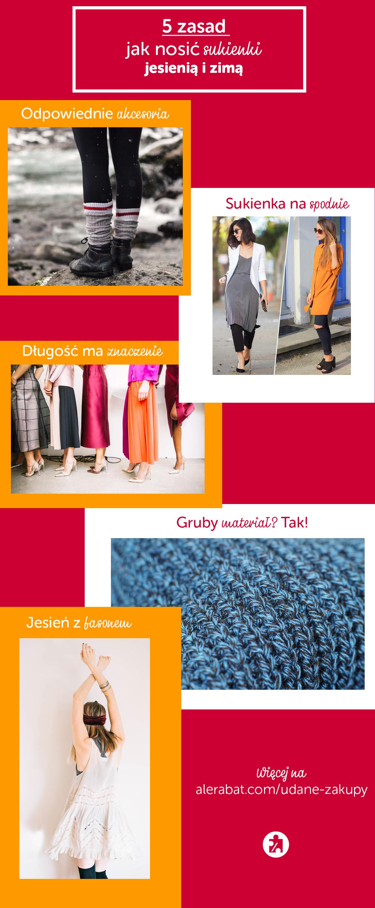 5 Zasad Jak Nosic Sukienki Jesienia I Zima Udanezakupy Jesien Sukienki Moda Fashion Fashion Shopping