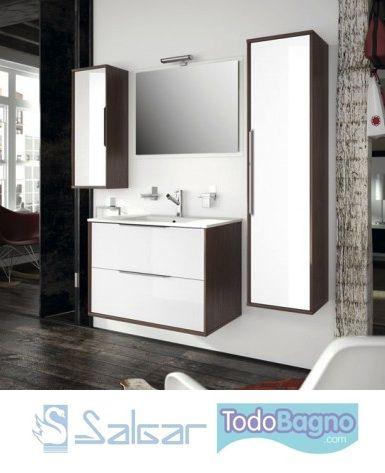 Pin de todo bagno en muebles de ba o salgar colours - Ofertas muebles de bano ...