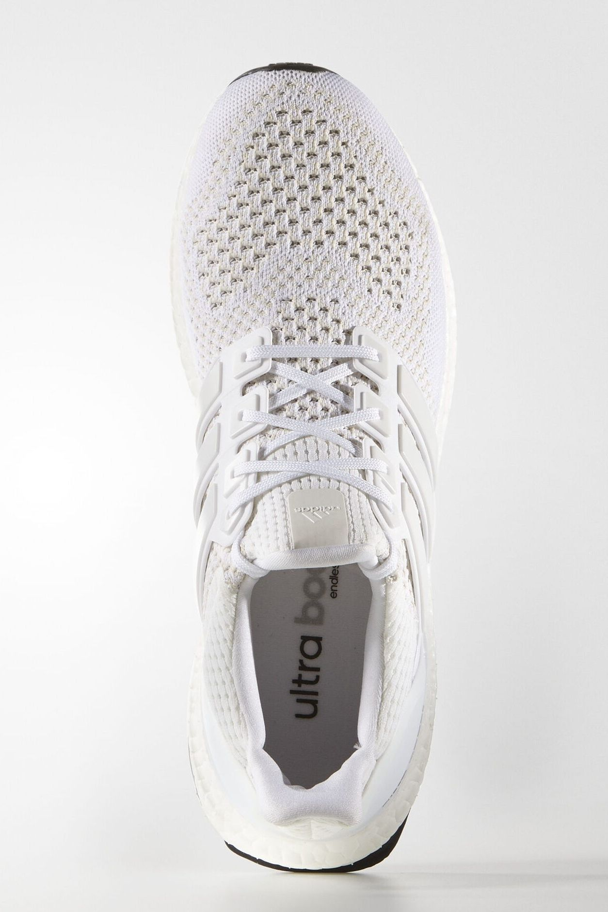 The Iconic Adidas Ultra Boost 1 0 Triple White Is Returning Soon In 2020 Adidas Ultra Boost European Sneakers Ultra Boost