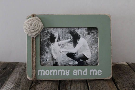 Mommy And Me Picture Frame Mothers Day Gift Gift For Mothers Day