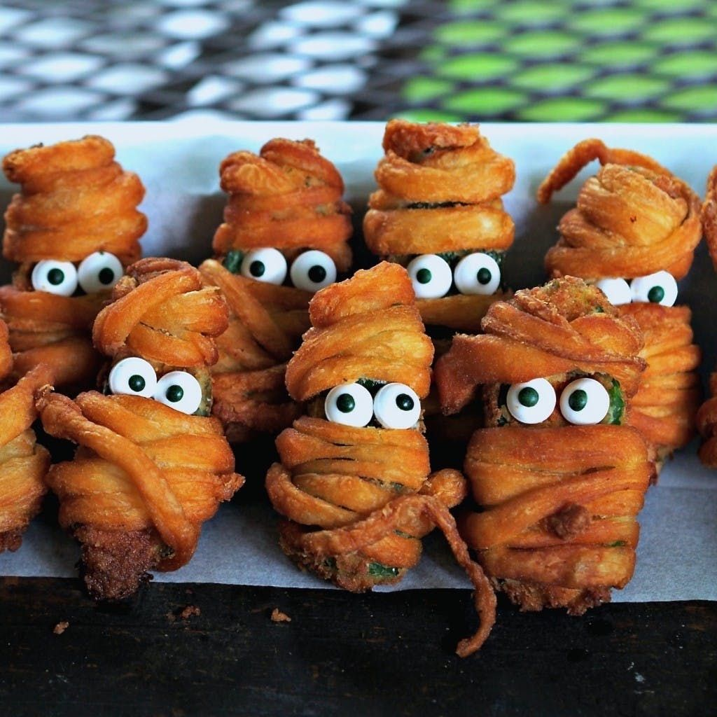 13 Easy Scary Halloween Appetizer Recipes for Your Potluck