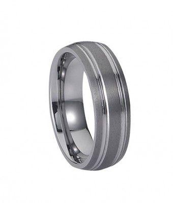 Men S Ring Jewelry Tungsten Jewelry Pinterest Rings