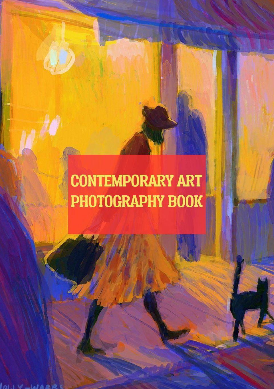contemporary art photography book