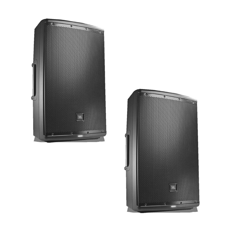 JBL EON615 Live Sound Powered Speakers Amazon Electronics