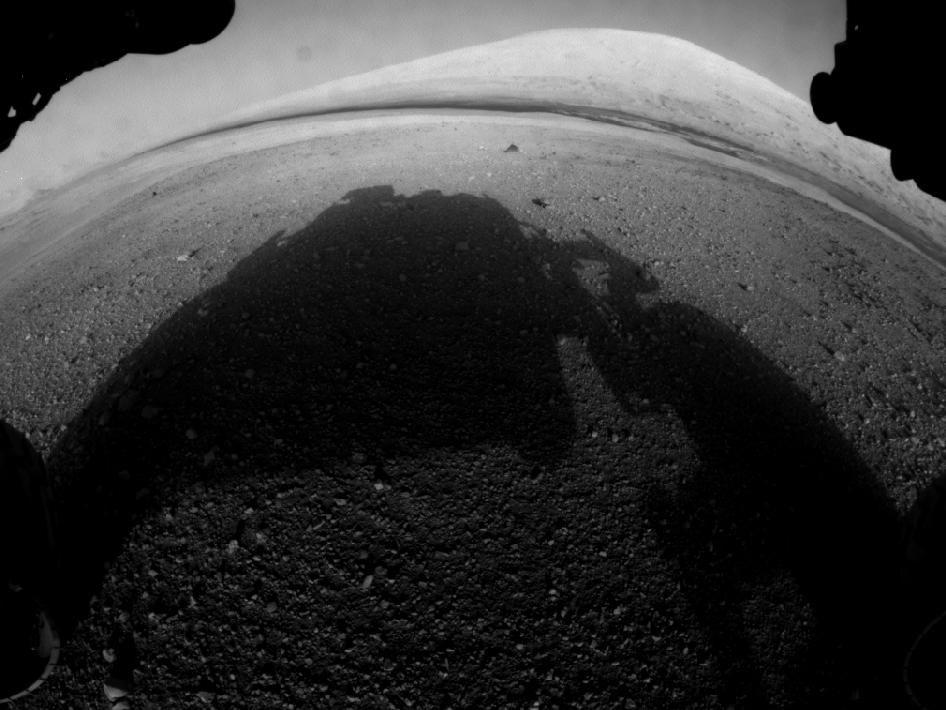 NASA - Curiosity's Early Views of Mars
