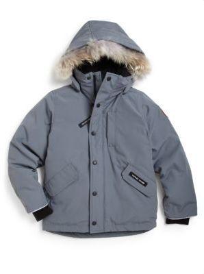 74551e89894f Canada Goose Kid s Logan Parka