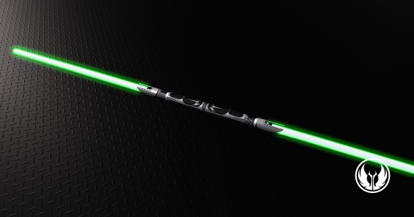 Adaptive Saber Parts Lightsaber I Have Constructed My Saber And The Crystals Are Green And Green Lightsaber Lightsaber Hilt Build Your Own Lightsaber