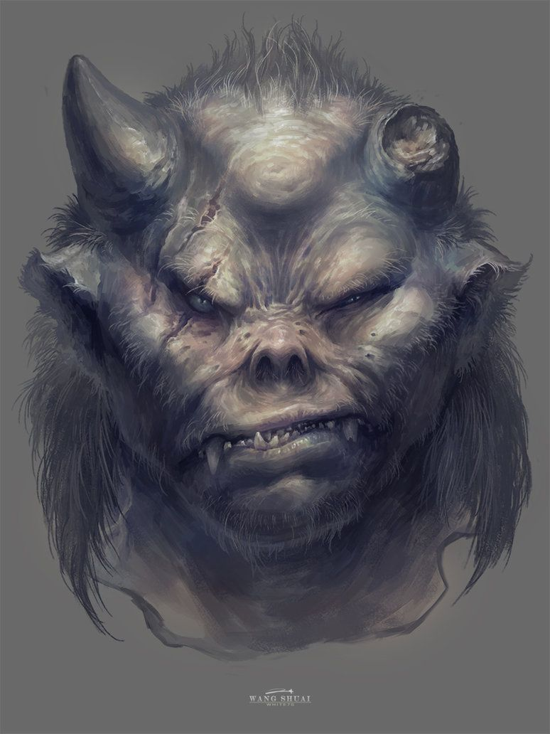 Orc by white70WS on DeviantArt