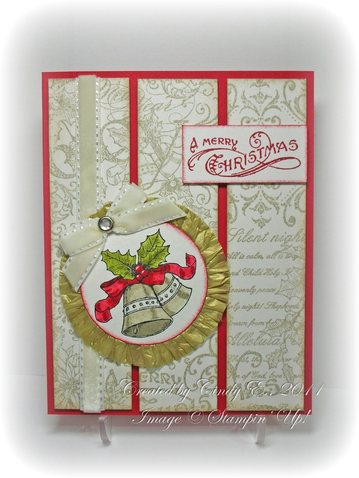 Stampin Up Christmas Cards Pinterest | Pin Christmas Cards Stampin ...