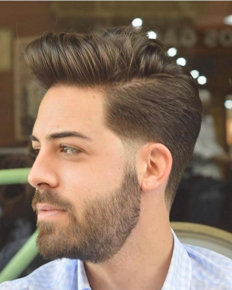 46 Excellent Hairstyle Ideas For Men 2020 Mens Hairstyles Short Long Hair Styles Men Hair Styles 2017