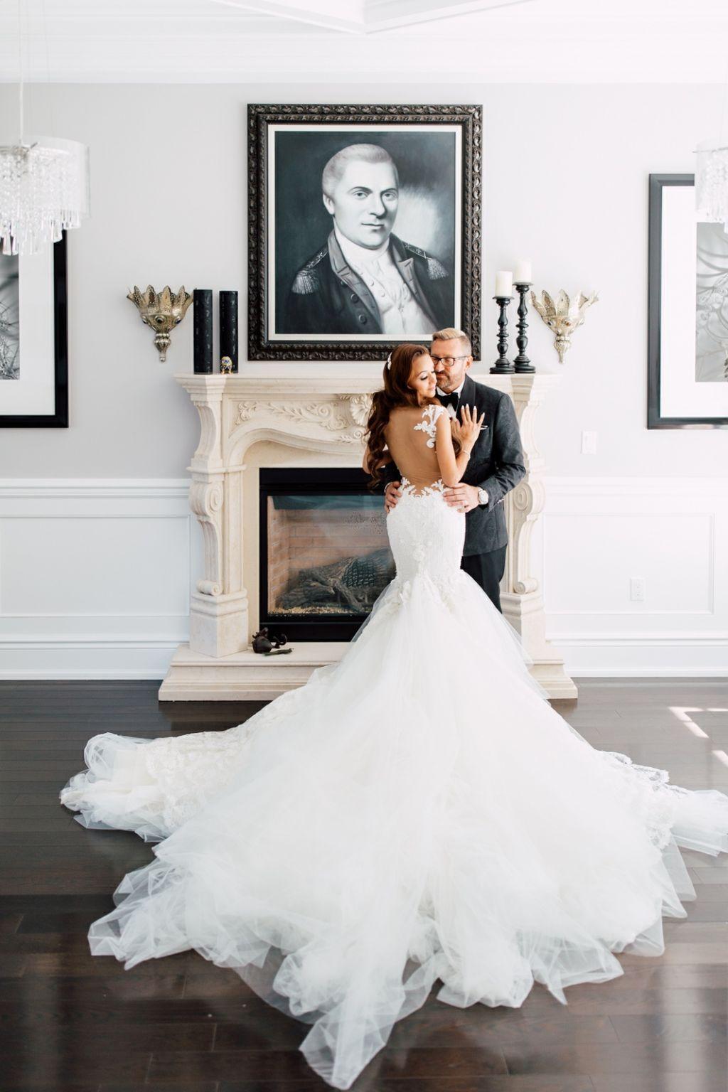 Galia Lahav Ms Elle Real Bride Galia Lahav Wedding Dress