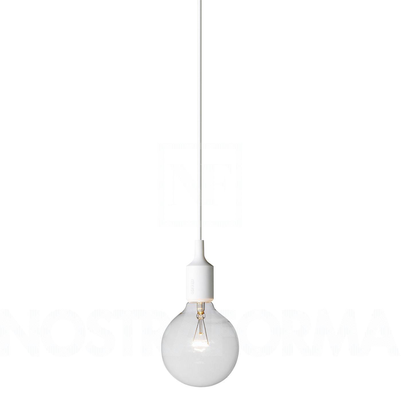 Muuto E27 Pendelleuchte » NOSTRAFORMA Design Shop Für Leuchten U0026 Lampen