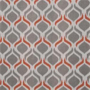 Grey Orange Swatch Curtains Orange Curtains Living Room Orange