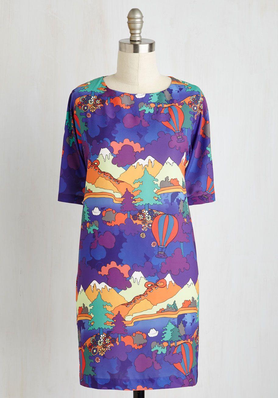 Everlasting Adventure Dress