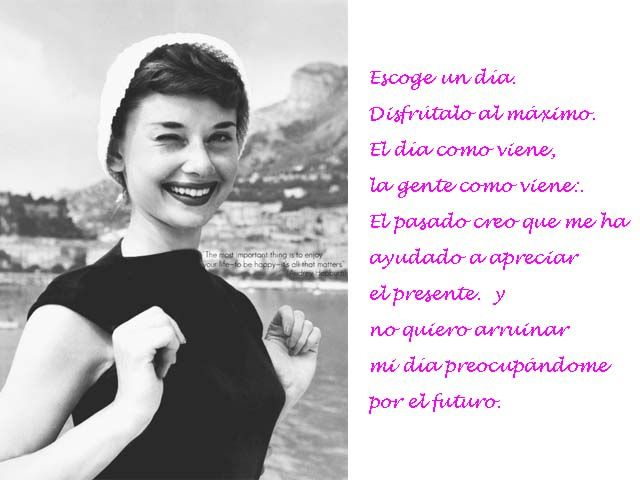 Las 60 Mejores Frases de Audrey Hepburn - lifedercom