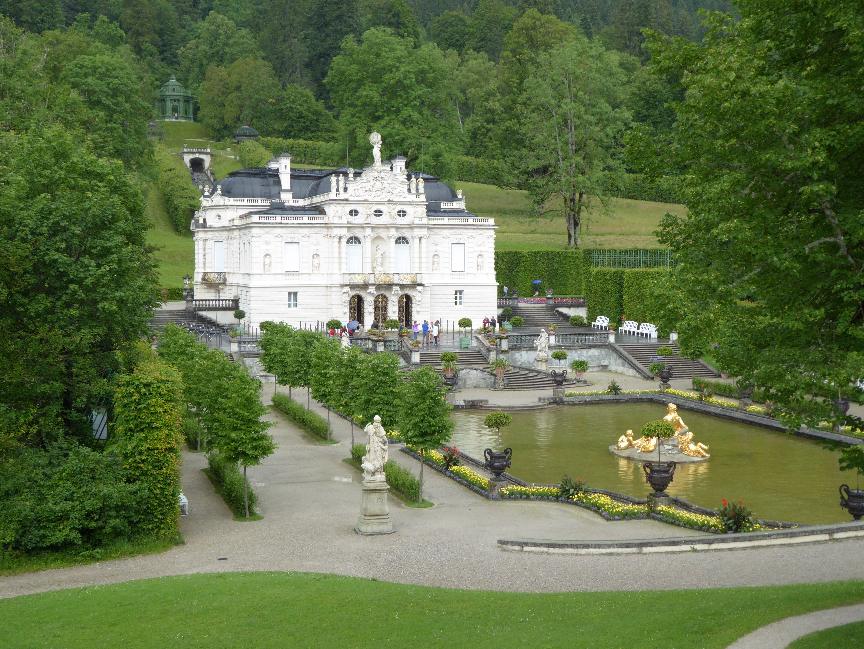 Linderhof Castle In Germany Germany Pinterest