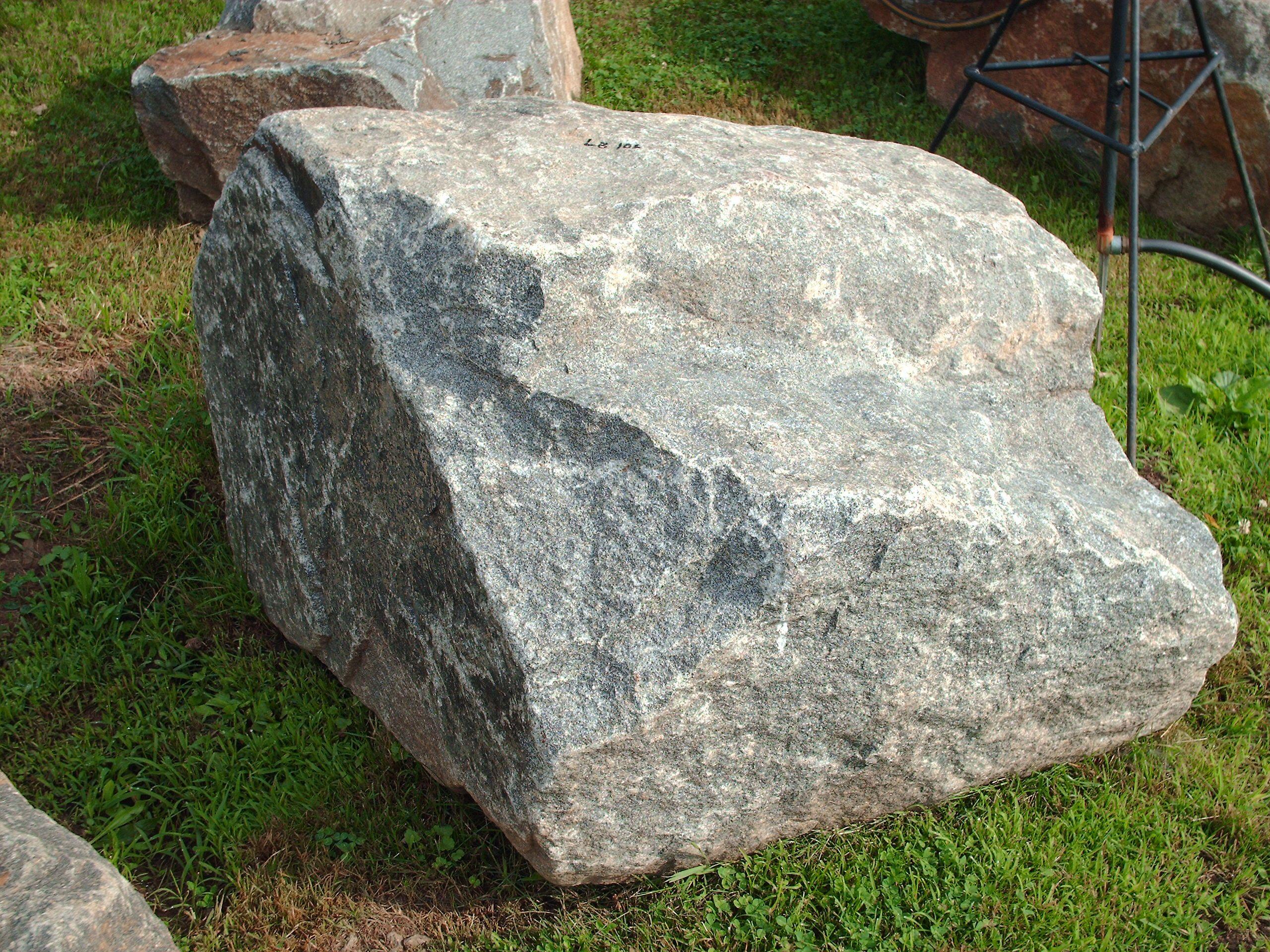 delightful rocks and boulders