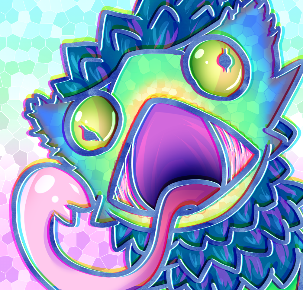 Trippy Pukei Pukei Doodle With Images Monster Hunter Memes