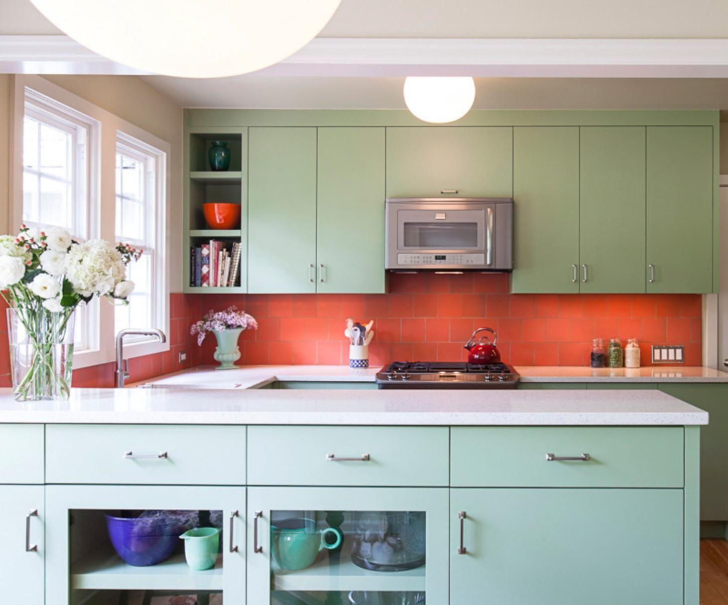 Installation inspiration heath ceramics kitchen tiles