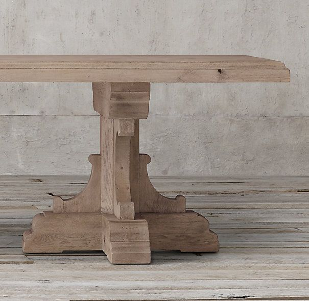 17th C French Oak Bastide Rectangular Dining Table Inspiration