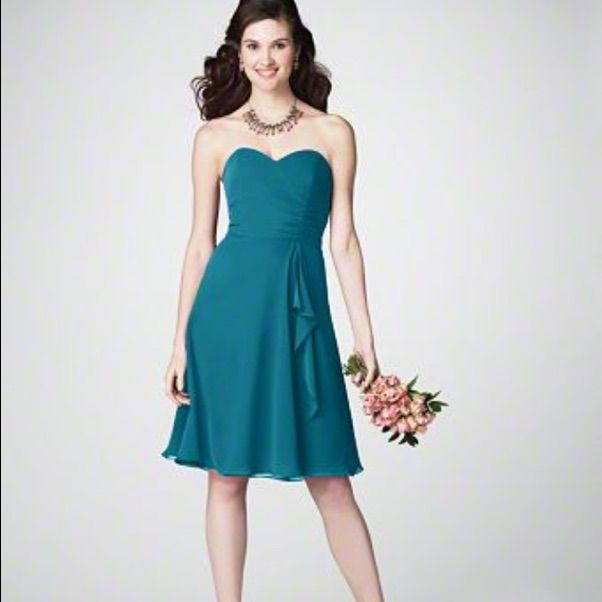 Alfred Angelo Bridesmaid Dress | Pinterest
