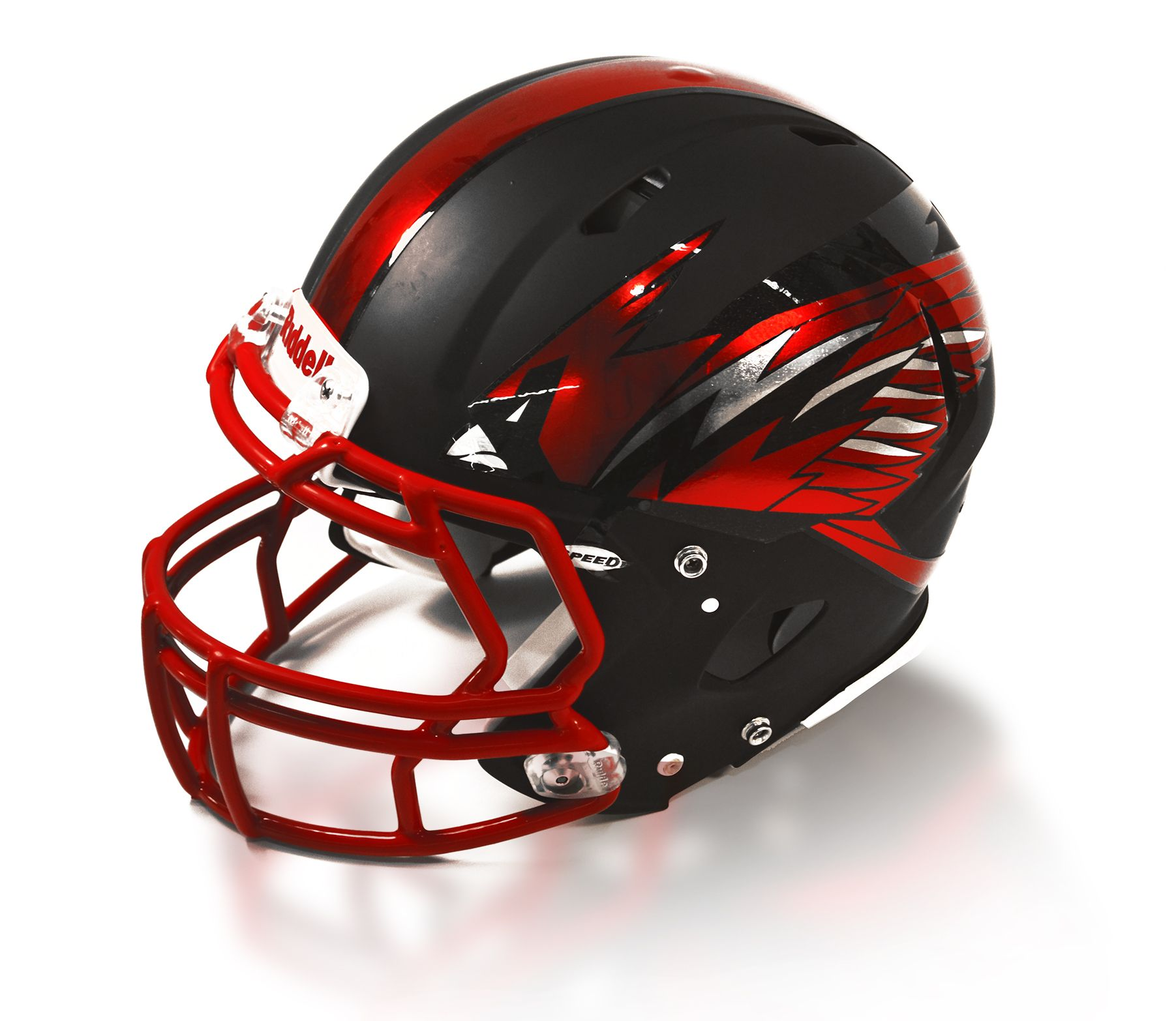 Football helmet decals football helmets custom football