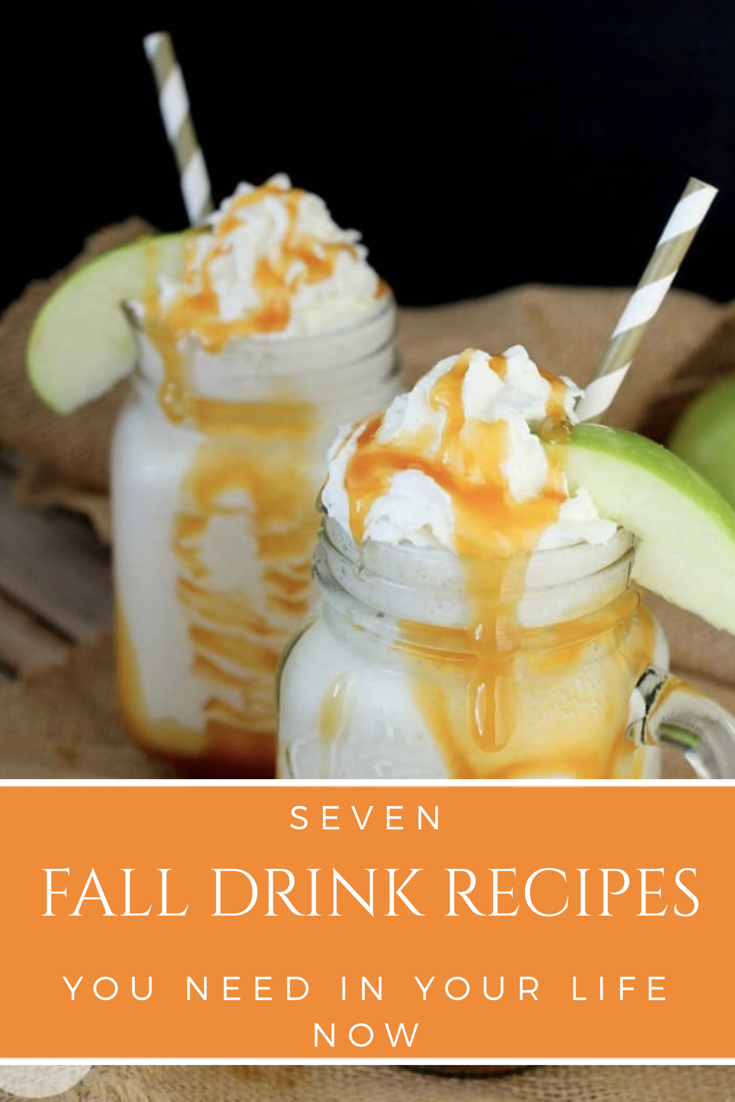7 Cozy Fall Drinks Your Family Will Love - Chaylor & Mads