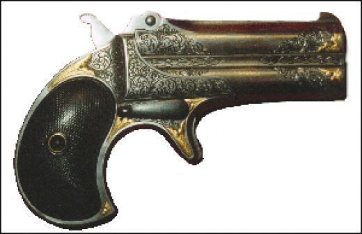 The Derringer Pistol - America's Smallest Gun | tatoos